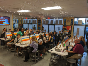 Painting with a Twist - 10/17/19